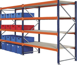 WAREHOUSE AND ARCHIVAL SHELVING