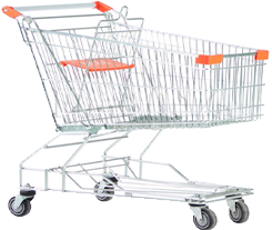 CARTS AND HAND BASKETS